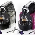 Cafe espreso de la mano de Swarovski