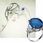 Los zafiros y diamantes azules, la nueva tendencia del 2011