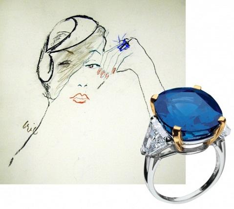 Los Zafiros Y Diamantes Azules La Nueva Tendencia Del
