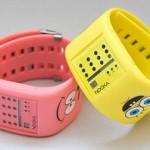 El reloj Nooka de Bob Esponja