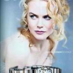 Nicole Kidman, la nueva imagen de relojes Omega