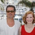 Gafas de carey de Brad Pitt