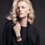 Charlize Theron, la nueva imagen de relojes Dior