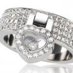 Chopard: Joyas para mujer 'Happy Diamonds'