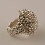 Sortijas 'Caviar' de Andrea Corson