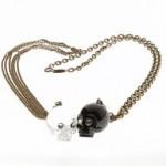 collares con calaveras de cristal 2012 2