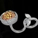 Van Cleef & Arpels: Sortijas de diamantes 2012