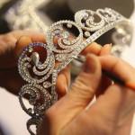 collar Van Cleef & Arpels para esposa Alberto II de Mónaco 1