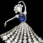 Van Cleef & Arpels: Famosos broches 'Ballerina'