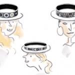 Las joyas con diamantes de Hermès