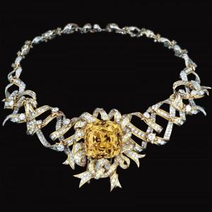 El sorprendente diamante 'Tiffany'