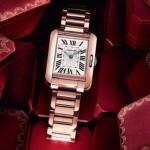 Cartier: Reloj de lujo 'Tank Anglaise'