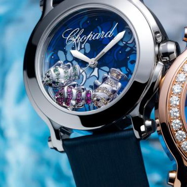 Chopard  Relojes de lujo 'Happy Fish'  0fb498ecd03c