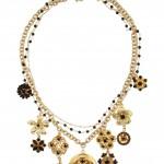 Dolce & Gabbana collar con cristales swarovski 1