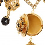 Dolce & Gabbana collar con cristales swarovski 4
