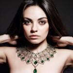 Gemfields: Colección de joyas con Mila Kunis