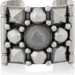 Bottega Veneta pulsera de plata esterlina 1