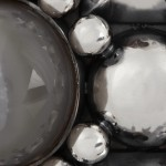Bottega Veneta pulsera de plata esterlina 5