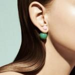 Dior: Pendientes con perlas 'Mise en Dior'