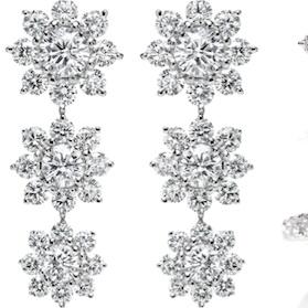 Harry Winston: Colección de joyas 'Sunflower'