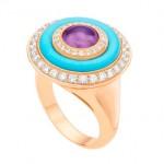 mini anillos de cóctel Bvlgari 2013 4