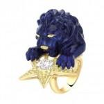 Chanel: Colección de joyas 'Sous le Signe du Lion'