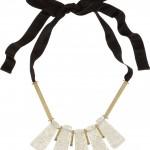 Marni collar con cuarzo 2013 1