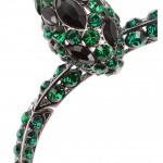 Roberto Cavalli collar serpiente con cristales swarovski 4
