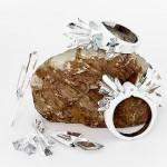 colección Crystal Fusion Crystalactite de Maison Martin Margiela 1